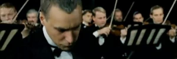 Андрей Климковский с небольшой рецензией на фильм Павла Лунгина о композиторе Сергее Рахманинове 'Ветка сирени'