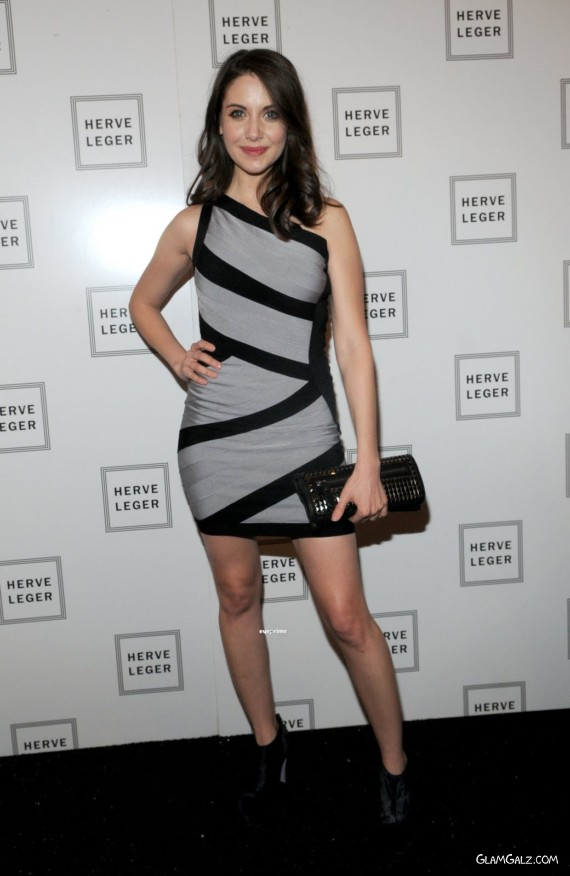 American Actress Alison Brie