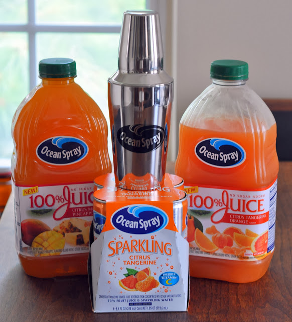Ocean Spray Citrus Juice Products | Taste As You Go