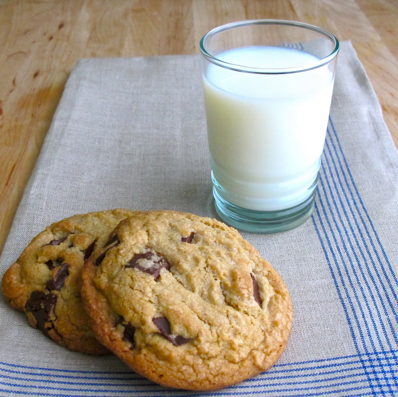 Jenny Steffens Hobick: Perfect Chocolate Chip Cookie Challenge from ...