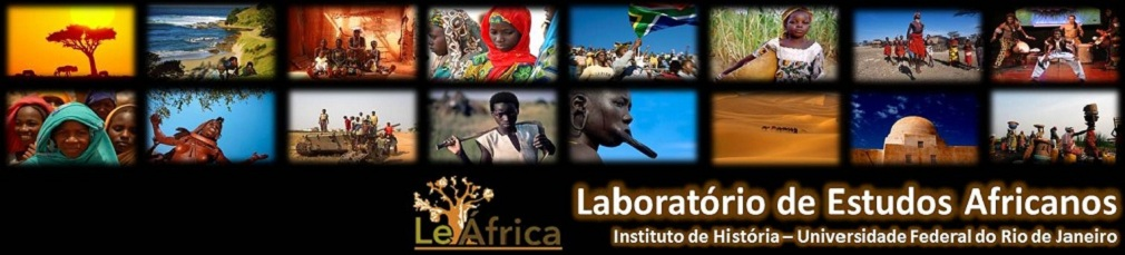 LEÁFRICA - Laboratório de Estudos Africanos/IH/UFRJ