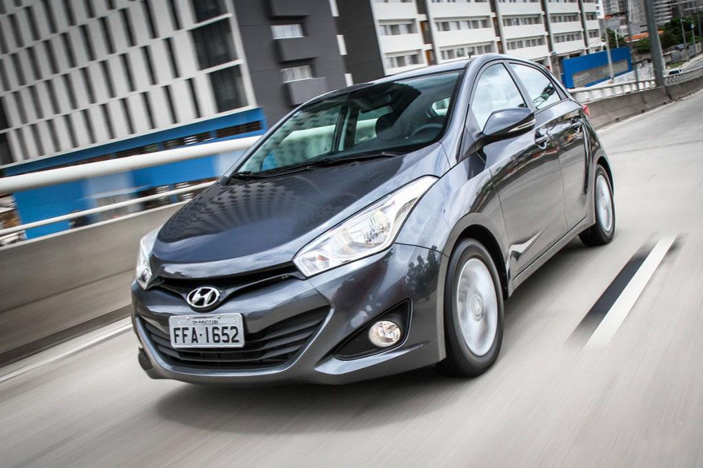 novo Hyundai HB20 2014 frente