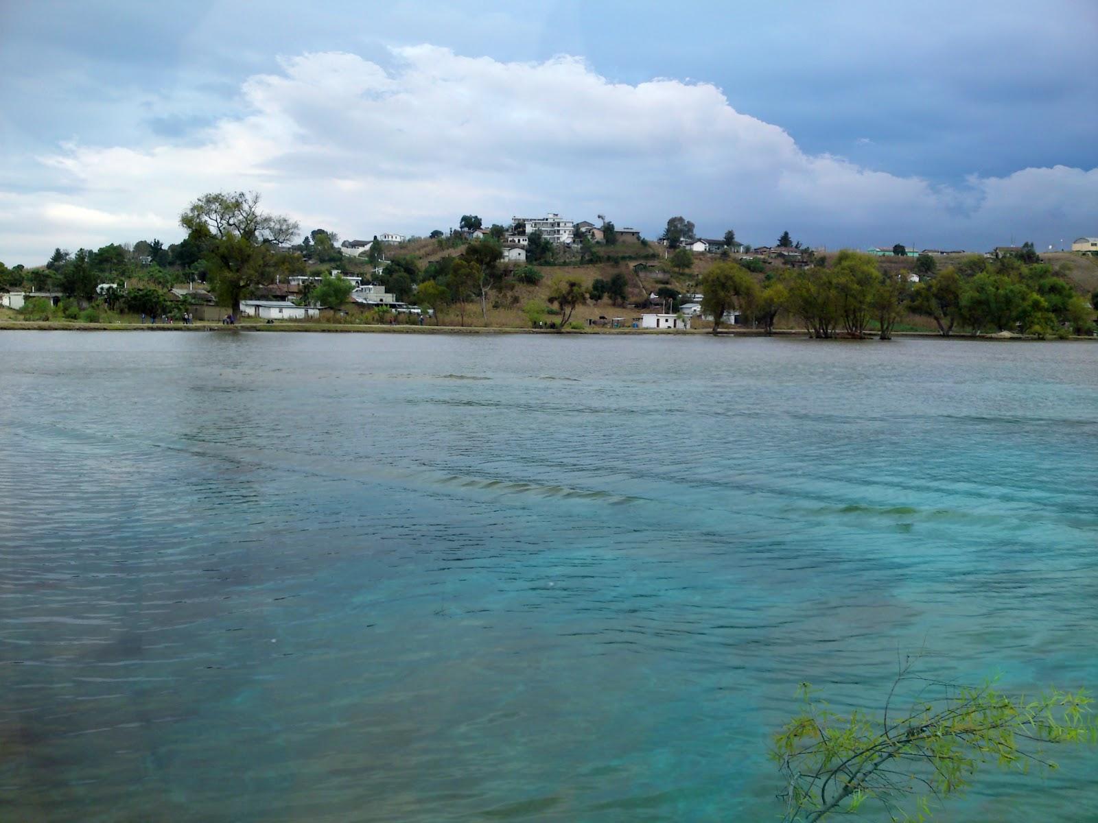 Resultado de imagen para Laguna Las Garzas, San Antonio Ilotenango