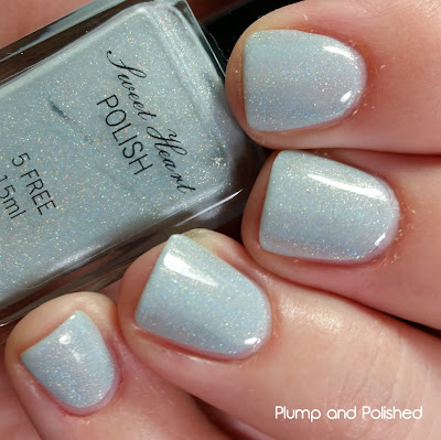 Sweet Heart Polish Summer Breeze