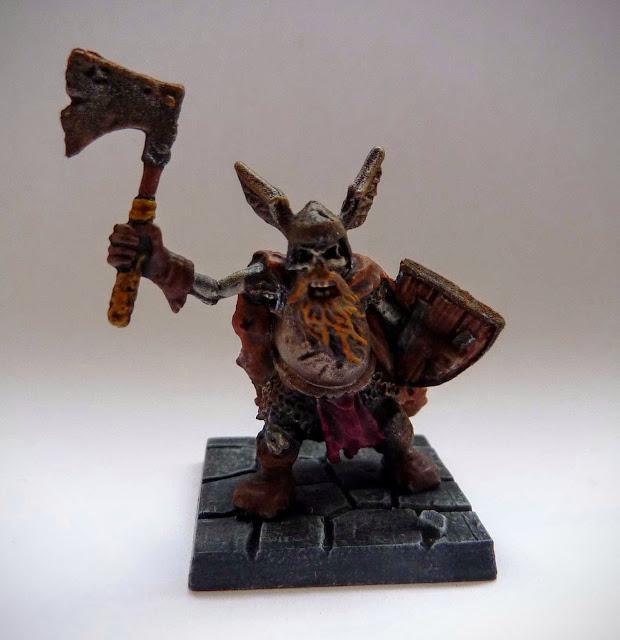 Dungeon Saga: Dwarf King's Quest painted evil dead: dwarf revenant