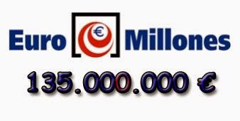 Sorteo de Euromillones del viernes 13 de junio de 2014