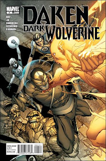 Daken Dark Wolverine #4 - Comic of the Day