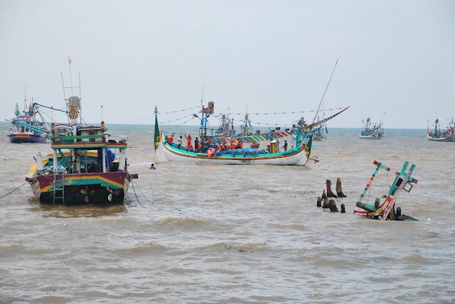 Paceklik, Pemerintah Janji Bantu Nelayan
