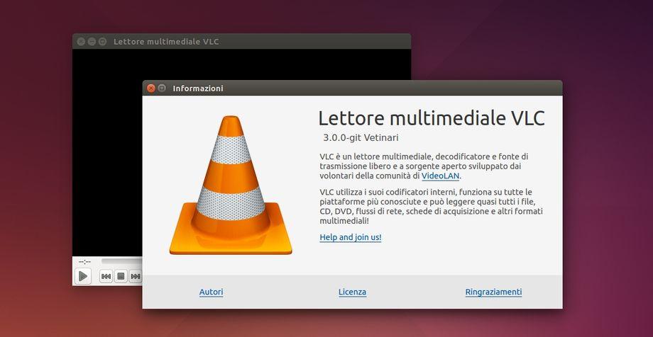 VLC 3.0 in Ubuntu
