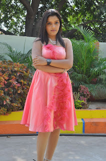 Padmini Spicy new actress in a lovely Sleeveless Gown Stunning Beauty Padmini