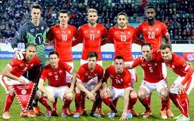 Suiza enfrenta a Estados Unidos en partido amistoso