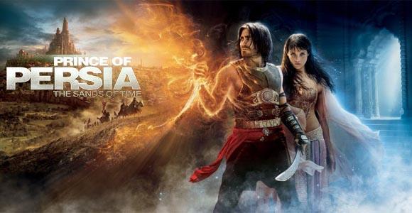 Prince of Persia: The Sands of Time (2010) - පර්සියාවේ කුමාරයා