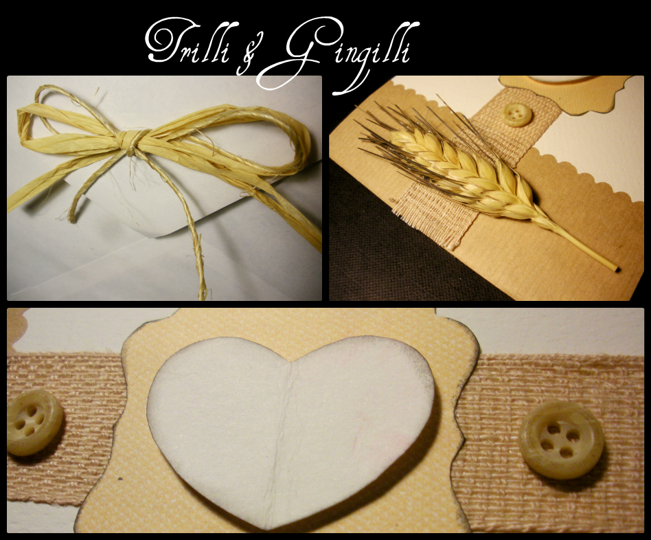 Partecipazioni Matrimonio In Juta : Trilli e gingilli le creazioni di sara partecipazioni