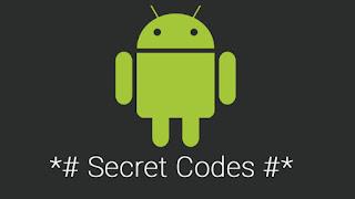 Λίστα με τους κρυφούς κωδικούς του Android