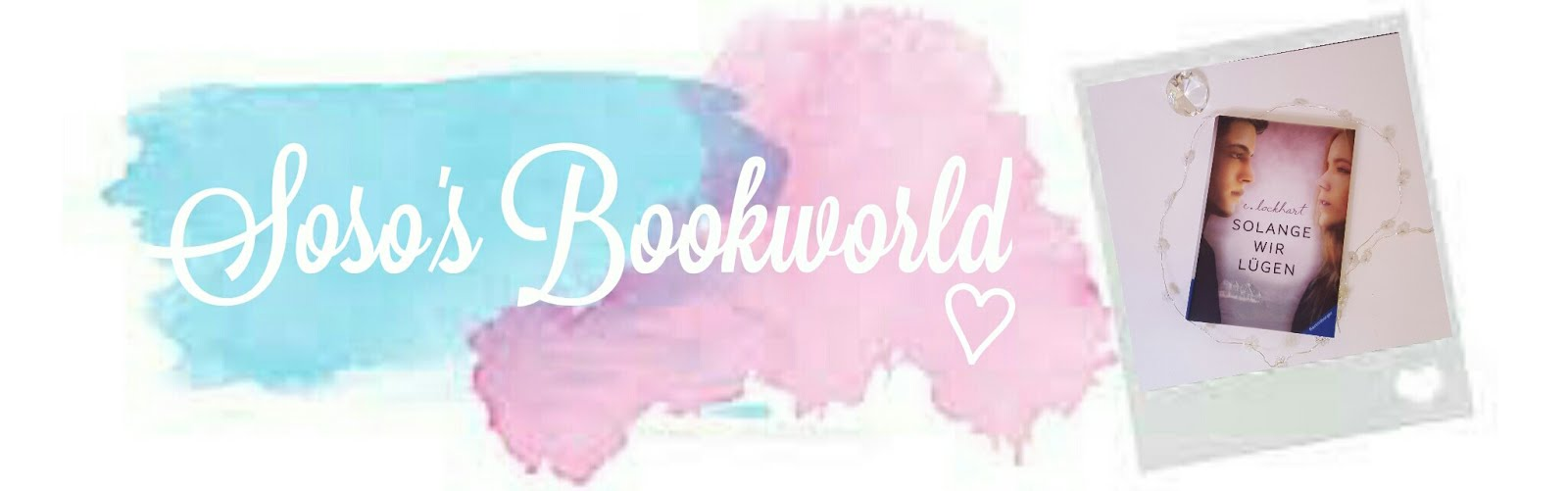 Soso's Bookworld♡