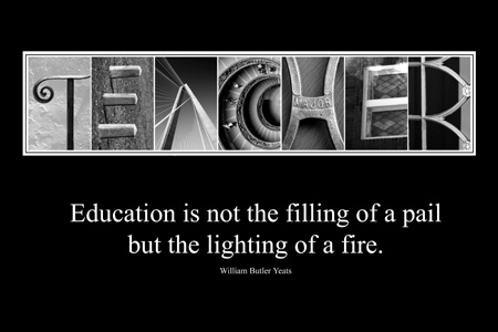 Education Quotes Inspirational on Motivational Quotes For Teachers