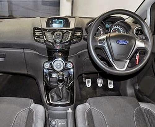 Ford Fiesta Zetec S 1.0 Ecoboost 125