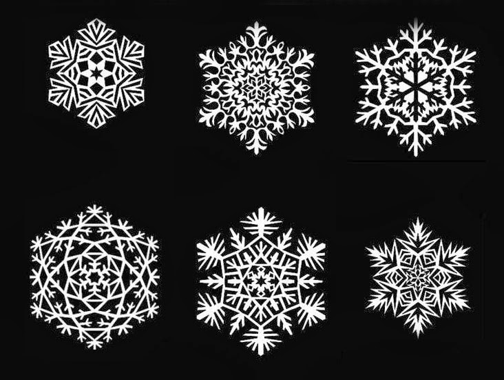 http://diycreating.com/2014/01/18/diy-paper-snowflakes-templates-diy-crafts-tutorials/