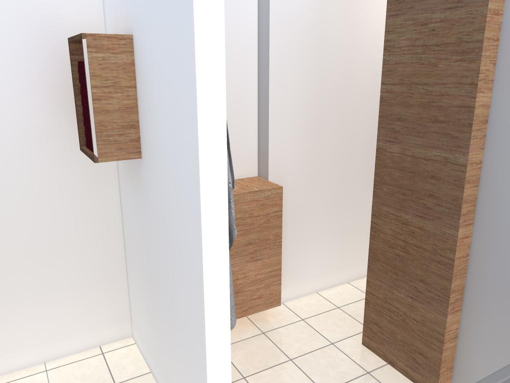 Badkamer Naarden : Arnoud Herberts Interieurarchitect: Badkamer ...