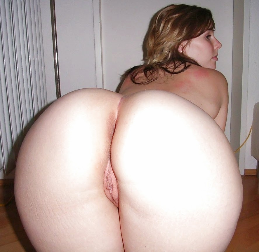 big naked cute ass