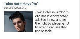 El anuncio de PETA de Bill Kaulitz es usado para publicidad en facebook 5630298%255B1%255D