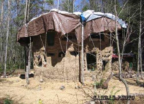 gambar desain rumah unik