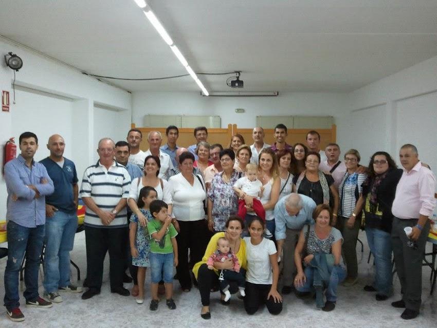 HERMANAMIENTO DE SANTA ANA LA REAL Y SANTA MARGARITA (CAN PICAFORT)