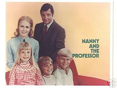 NANNY E O PROFESSOR