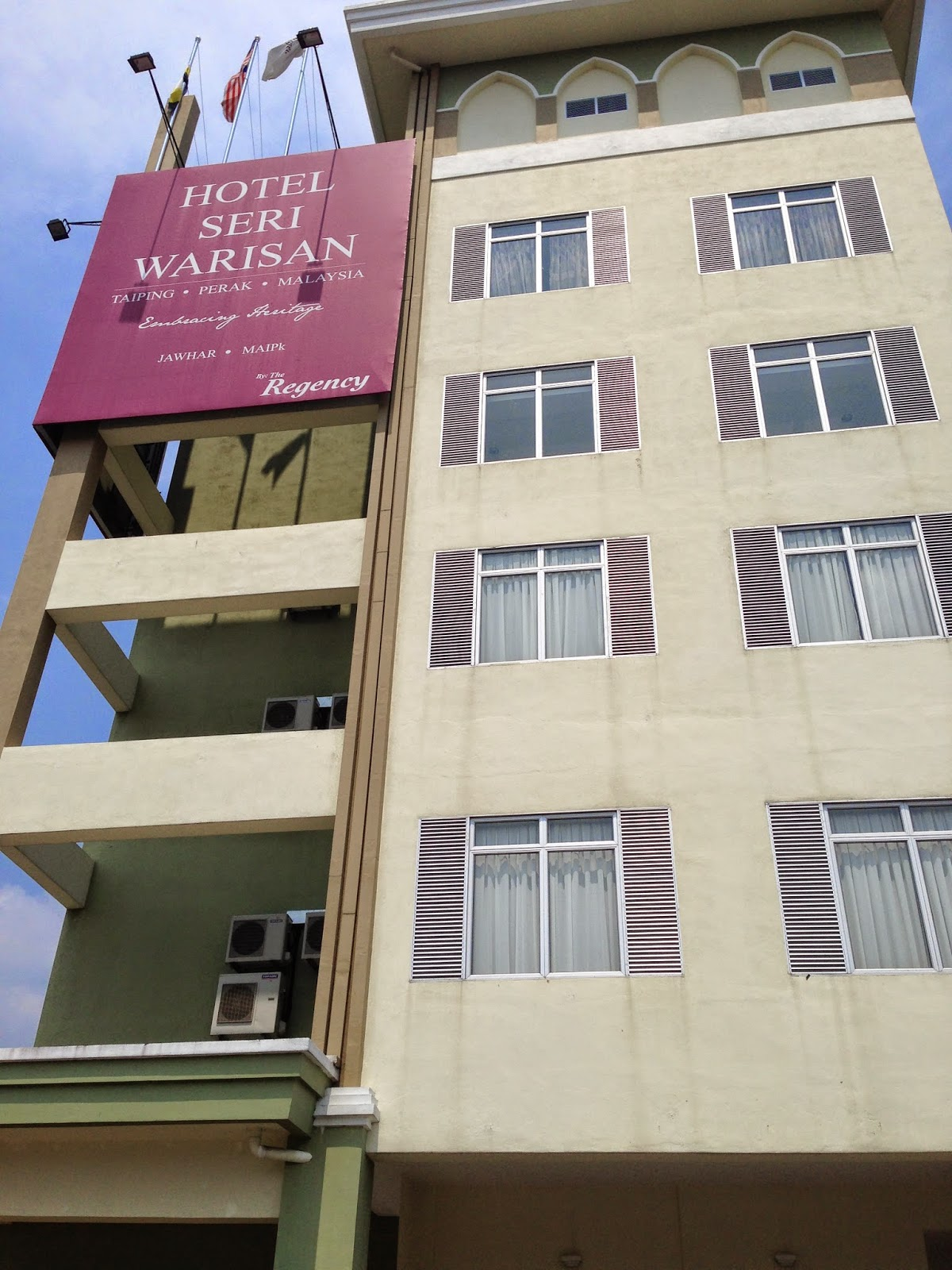Hotel Seri Warisan Regency
