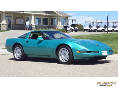 1991 Corvette ZR1 at Purifoy Chevrolet