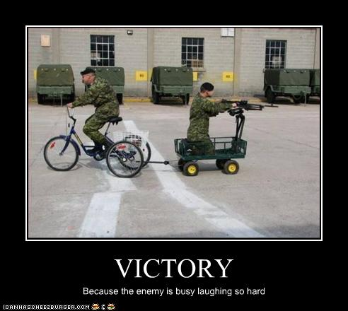 funny victory quotes