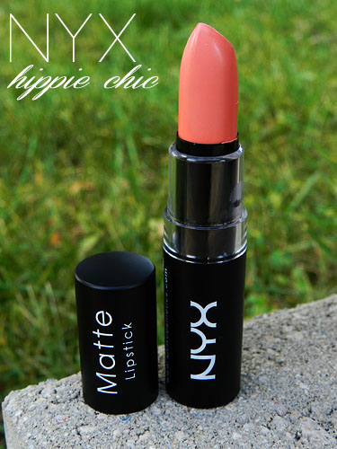 nyx hippie chic lipstick