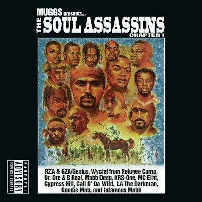 DJ Muggs – Presents…The Soul Assassins: Chapter 1 (CD) (1997) (FLAC + 320 kbps)