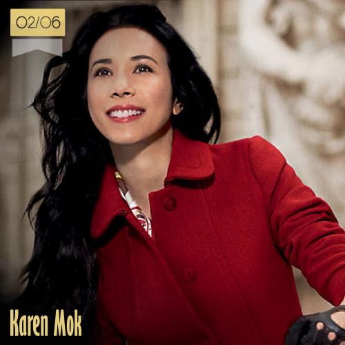 2 de junio | Karen Mok - @karenmokmanwai | Info + vídeos