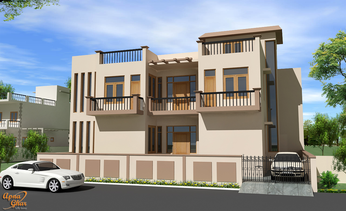 View Plan : http://apnaghar.co.in/house-design-180.aspx