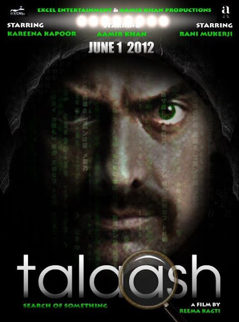 Talash Movie 2012 HD Wallpapers