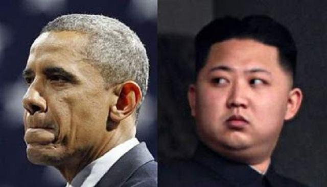 Γιατί είναι παράφρων ο Κιμ Γιονκ Ουν που δεν σκότωσε κανέναν και όχι ο Ομπάμα που έπνιξε στο αίμα Συρία, Λιβύη και Ιράκ;