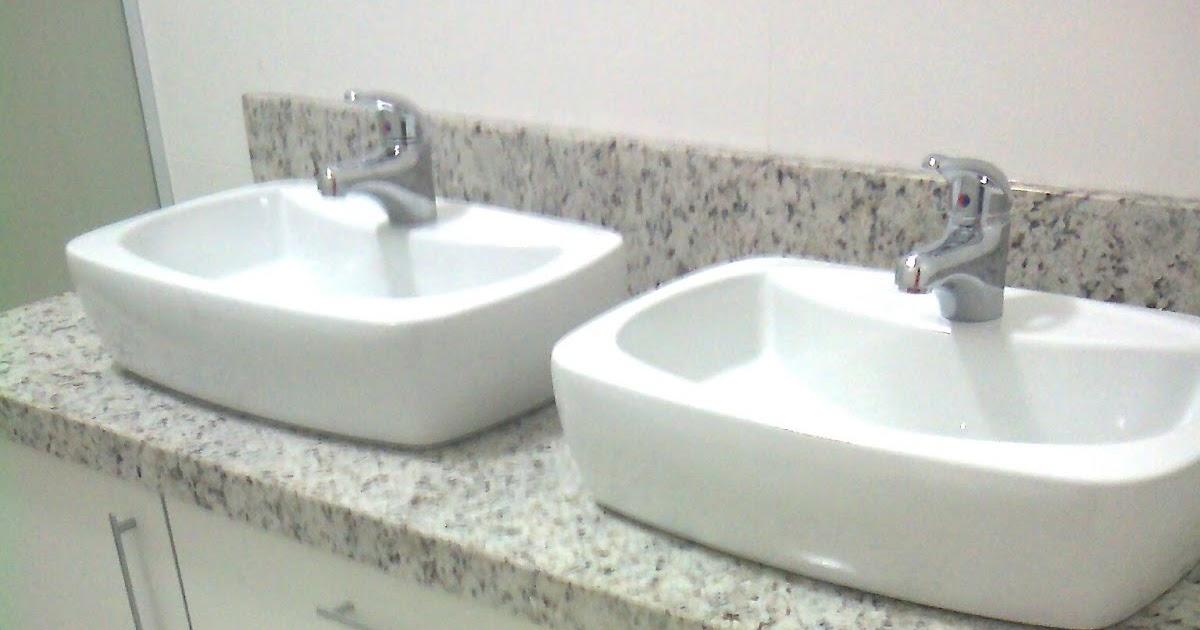 Formularte móveis sob medidas Banheiro cuba dupla de sobrepôr -> Cuba Para Banheiro Dupla