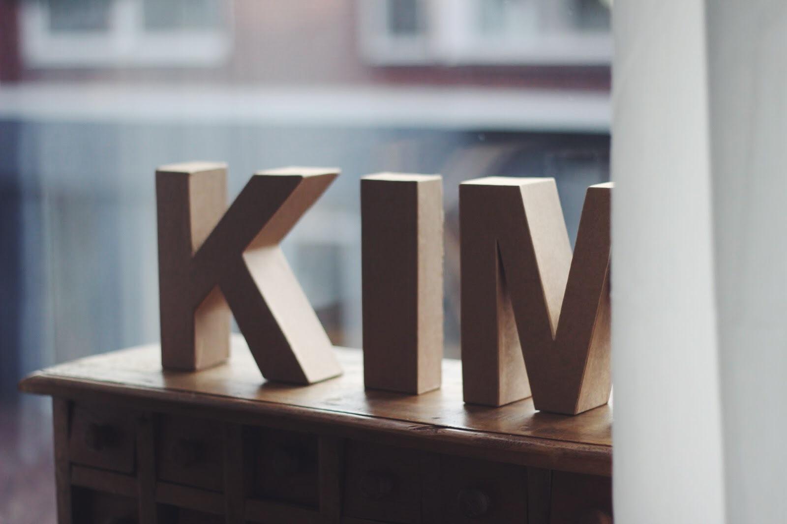 Xenon letters