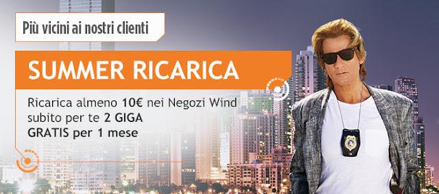 Come funziona offerta Super Ricarica Wind 2015