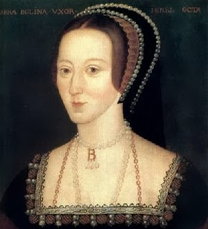 Anne  Boleyn  ( photo )  .....  (   série TV :  Les  Tudors  )  ....