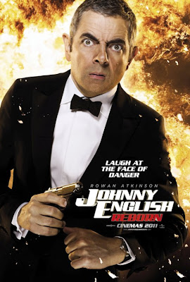 Watch Johnny English Reborn 2011 BRRip Hollywood Movie Online | Johnny English Reborn 2011 Hollywood Movie Poster