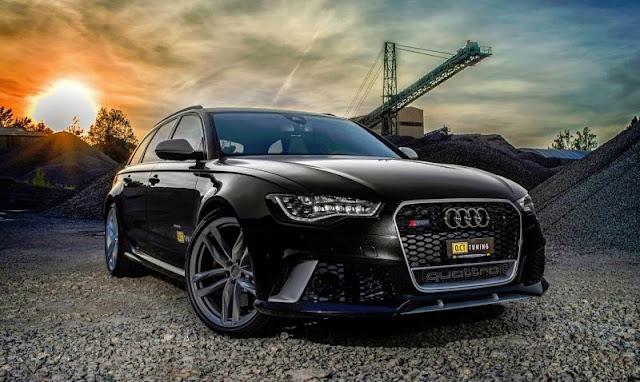 Audi RS6 5.0 TFSI quattro