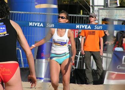 Women Beach Volleyball