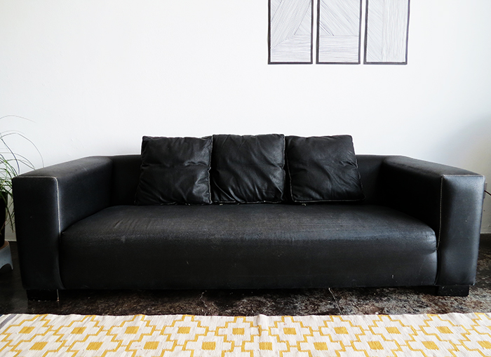 How to give your couch a second life