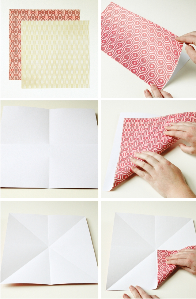 Diy Origami Gift Boxes Gathering Beauty