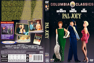 Carátula dvd: Pal Joey 1957
