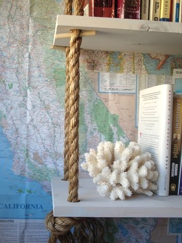 rope shelf idea