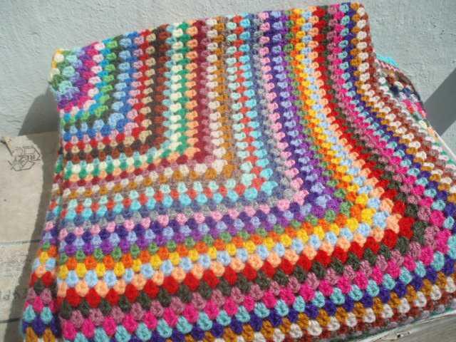 La ventana azul: 54.- Todas mis mantas a crochet ... - photo#3