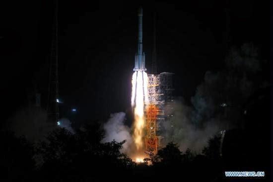 Cina Luncurkan Misi Pertamanya ke Bulan